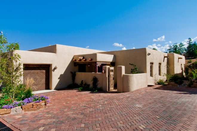 Roots Of Style Pueblo Revival Architecture Welcomes