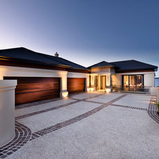 Contemporary Exterior by Zorzi