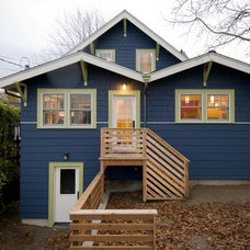 Eclectic Exterior by live-work-play