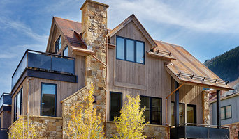AquaFir™ Reclaimed Barn Wood Alternative Natural Wood Siding - Colorado Residenc