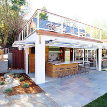 10 Ways to Open a Kitchen to the Outdoors