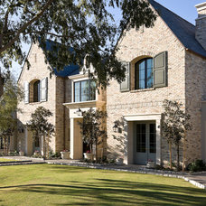 Traditional Exterior by PHX Architecture