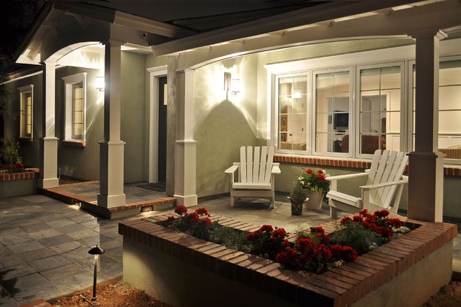 Traditional Exterior by Pankow Construction - Design/Remodeling - PHX, AZ