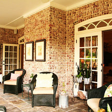 Traditional Patio by Howard Custom Builders/Renovators