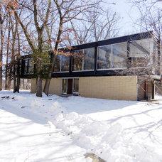 Midcentury Exterior Architect - Jack Viks