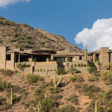 ArchitecTor PC  / Arizona Desert Mountain Retreat