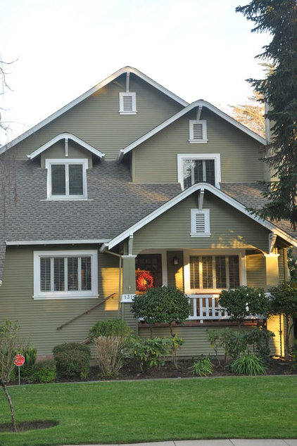 Craftsman Exterior by Kerrie L. Kelly