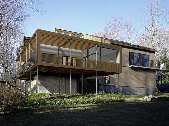 Modern Exterior by arctangent architecture + design  [ aa+d ]