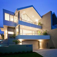 Modern Exterior by Tascone Design Team