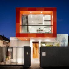Contemporary Exterior by Urban Angles