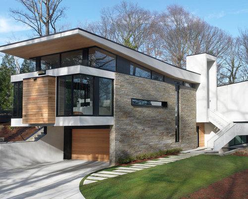 Best Atlanta Xeriscape Home Design Design Ideas & Remodel Pictures