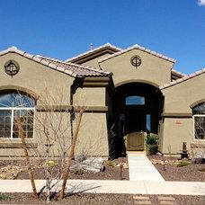 Traditional Exterior by Arizona Homes - RE/MAX Solutions - Zenja Darabnia