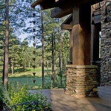 traditional exterior by Urban Design Associates