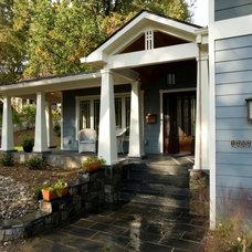 Craftsman Exterior by Michael Nash Design, Build & Homes