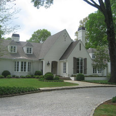 Traditional Exterior by Wantland Ink Landscape Architecture, PLLC