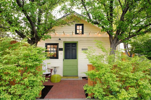Craftsman Exterior by Sarah Phipps Design