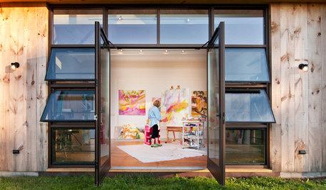 Insolite : 11 ateliers de peintre rivalisent de créativité