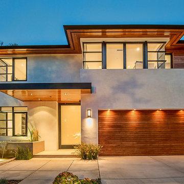 Artistic Contemporary Custom Home