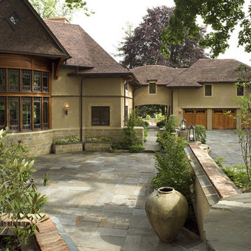 Arts & Crafts Residence - Exterior
