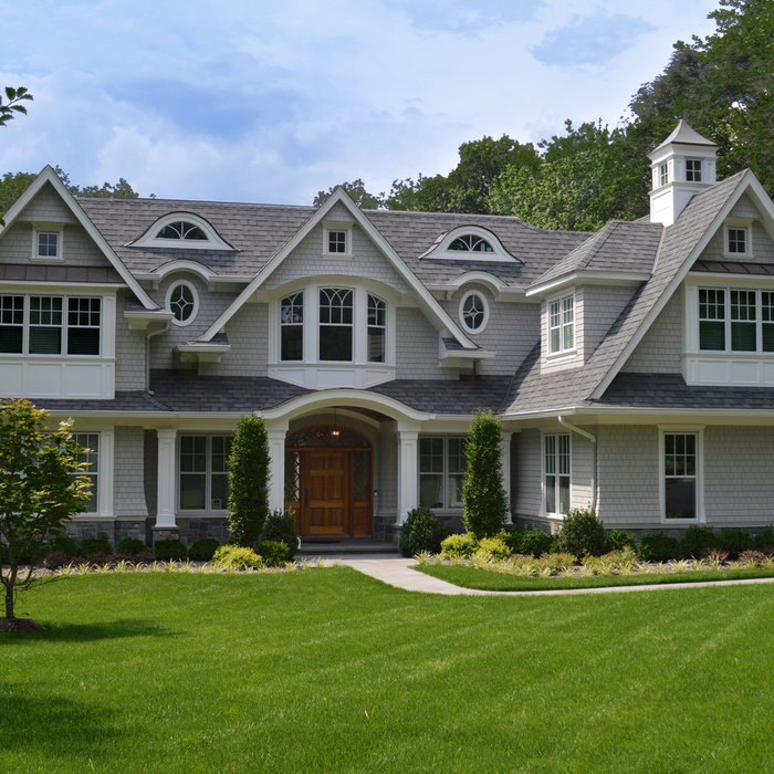 Arts & Crafts Style Home