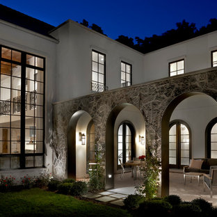 Most Popular Eclectic Exterior Home Remodeling Ideas Houzz