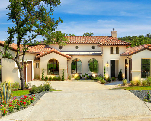 Mediterranean homes exterior design house design plans for Mediterranean home exterior design