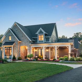 Elegant exterior home photo in Cincinnati