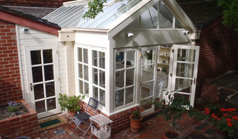 Ashcroft Conservatories Canterbury project