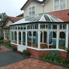 Traditional Exterior by Ashcroft Conservatories Pty Ltd