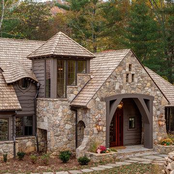 Asheville Mountain Cottage
