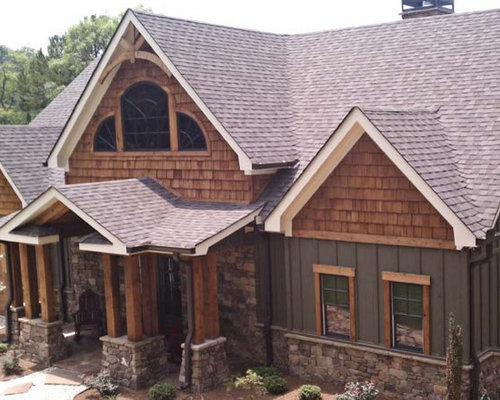 Craftsman Brackets Home Design Ideas, Pictures, Remodel and Decor