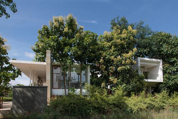 Coastal Exterior by Architecture Paradigm