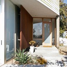 Contemporary Exterior by Birte Reimer