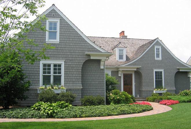 Traditional Exterior Ashland Lane Residence