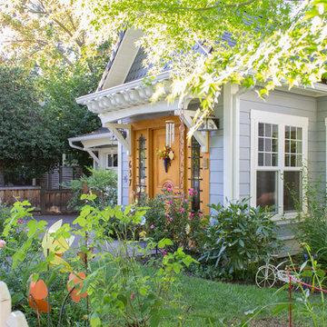 Ashland Oregon Historic Cottage Remodel