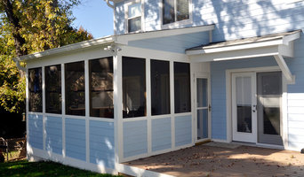 Ashton Back Porch, Mudroom and Rear Addition