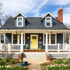 Houzz Tour: Cheery Refresh for a 1925 Bungalow