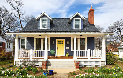 6 Awesome Home Exterior Transformations