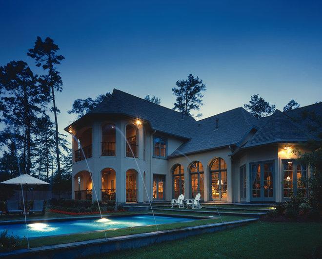 Mediterranean Exterior by Design Basics Home Plans