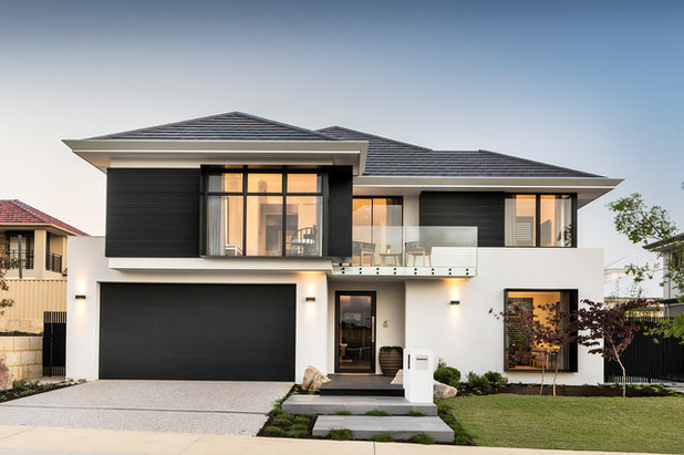 Asian Exterior by Webb & Brown-Neaves