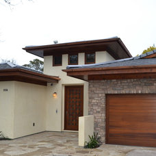 Asian Exterior by RJ Campi Construction, Inc.