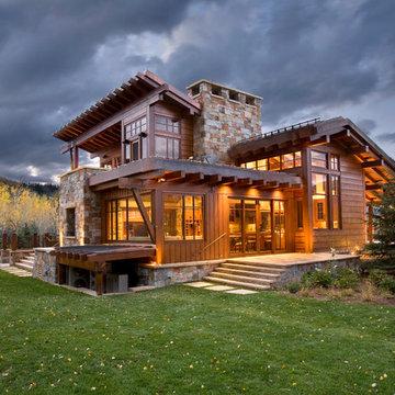 Aspen High Timber