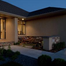 Modern Exterior by Jim Kuiken Design