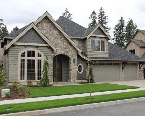 Best stone exterior home design ideas remodel pictures - Exterior stone design ideas ...