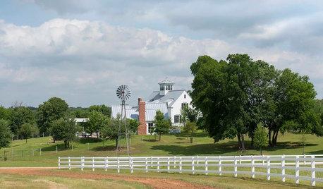 Houzz Tour: Relaxed Farmhouse Life for a Texas Family