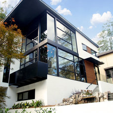 Modern Exterior by Habachy Designs