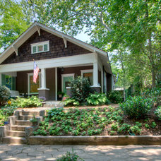 Craftsman Exterior by Historical Concepts