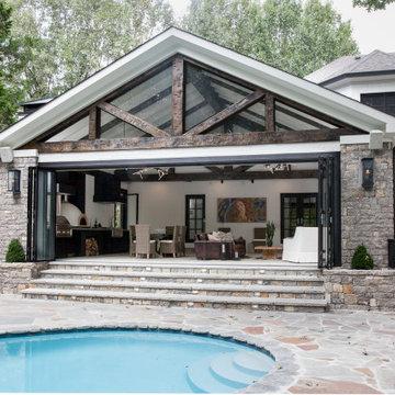 Aussie Pool House