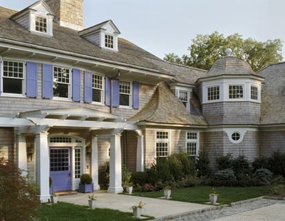 Victorian Exterior by Austin Patterson Disston Architects