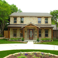 Traditional Exterior by JLD Custom Homes